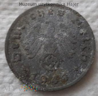 Niemcy - 1 reichspfennig - 1941 rok (A)