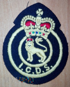 Industrial Civil Defence Service ICDS