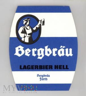 Bergbräu Lagerbier Hell