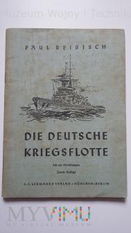 Die Deutsche Kriegsflotte - Dr. Paul Reibisch