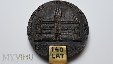 140 Lat Krakowskiej Straży Pożarnej