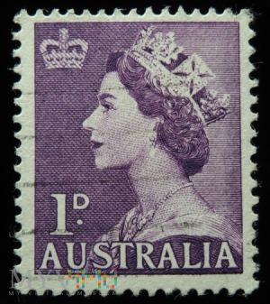 Australia 1 D Elżbieta II