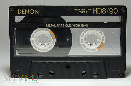 DENON HD8/90 kaseta magnetofonowa