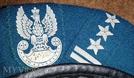Beret pułkownika Wojsk Lądowych