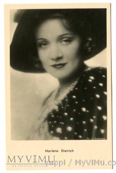 Duże zdjęcie Marlene Dietrich IRIS AMAG Błękitny Anioł 6576