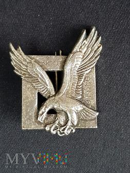 Odznaka na beret komandosów francuskich