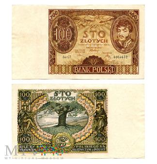 100 złotych 1934 (C.T. 6004652)