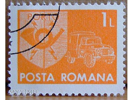 Ciężarówka znaczek