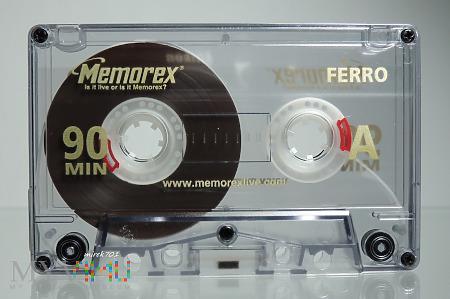 Memorex Audio Ferro 90 kaseta magnetofonowa