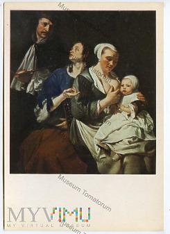Noort - Rodzina artysty - Macierzyństwo - 1976