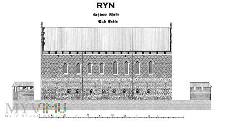 Kasztele późne i niedokończone na wschodzie - Ryn