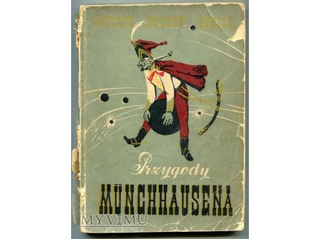 Przygody Münchhausena Gotfryd August Burger 1956