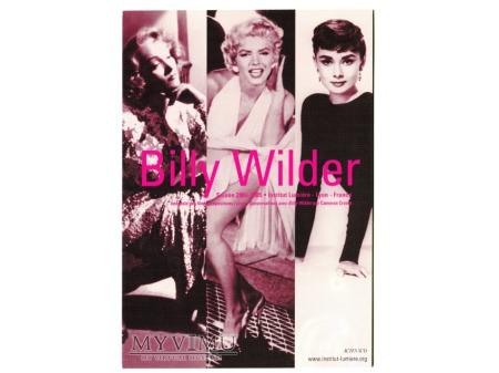 Duże zdjęcie Marlene Dietrich Billy Wilder Institut Lumière