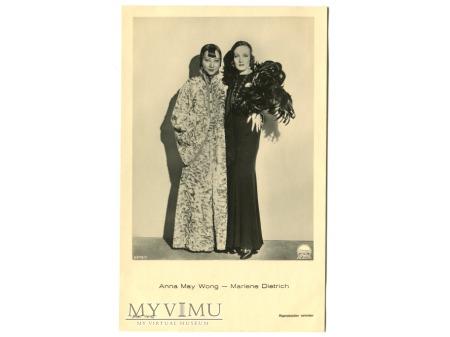 Duże zdjęcie Marlene Dietrich Verlag ROSS 6678/1