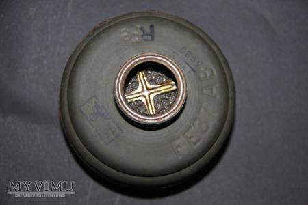 Filtr od maski gazowej FE 37