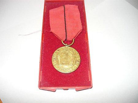 Duże zdjęcie Medal Odra-Nysa-Bałtyk