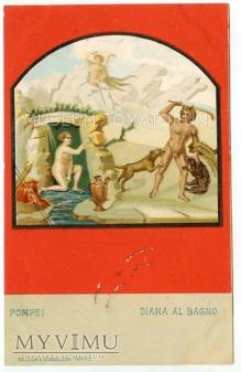 Diana w kąpieli (Pompei)