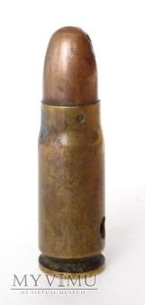 7,62 mm x 25 NABÓJ PISTOLETOWY WZ. 30
