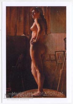Bernard - Akt stojący - Atelier