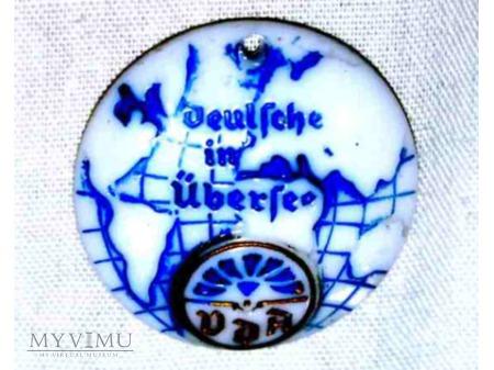 Odznaka VDA WHW 24/25 czerwiec 1939