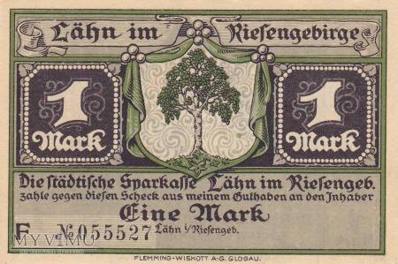 Notgeld Lahn 1 Mark