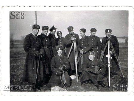 Pluton Topo jednostki artylerii w Bartoszycach - 2