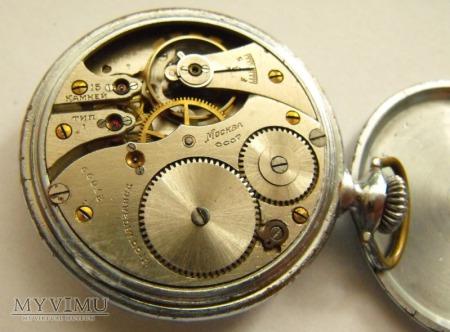 K-43 z 1 Państwowej Fabryki Zegarów - 15 kamieni