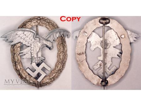 Duże zdjęcie Odznaka Obserwator \ Nawigator, Observer Badge