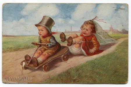 1932 Wally Fiałkowska dzieci dzieciom Ząbkowska