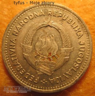 2 DINARA - Jugosławia