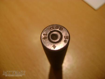 łuska niemiecka Mauser
