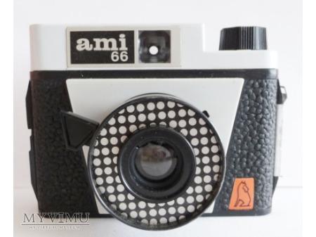 Duże zdjęcie APARAT FOTOGRAFICZNY - AMI 66