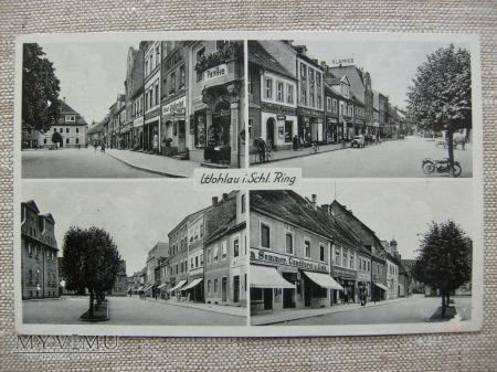 Wohlau I. Schl. Ring - Rynek