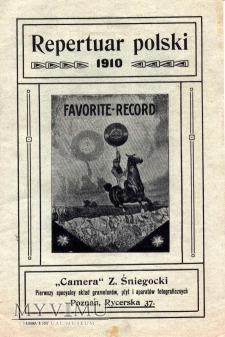 Favorite -katalog