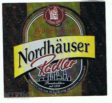 nordhäuser radler
