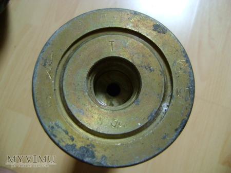 łuska radziecka kal. 55 mm
