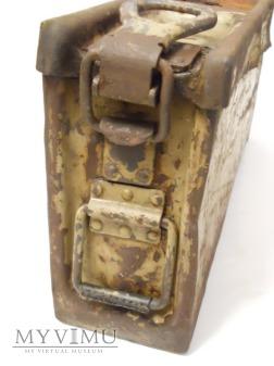 Skrzynka na amunicję do MG 34/42- stalowa I wzór