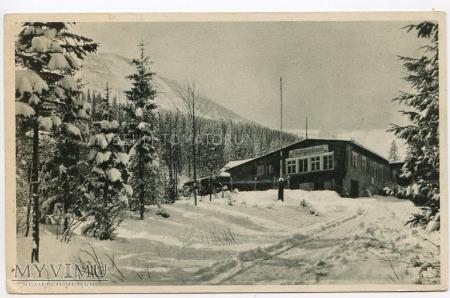 Karkonosze - Melzergrundbaude - lata 30-te