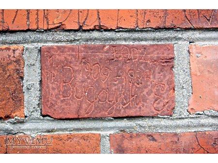 """Duże zdjęcie """"Stara Prochownia"""" - budynek A - inskrypcja #032"""