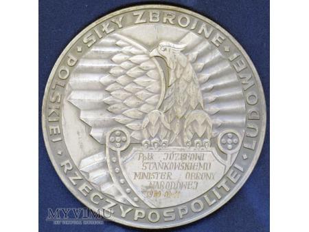 Medal Za długoletnią ofiarną służbę - zmierzch PRL