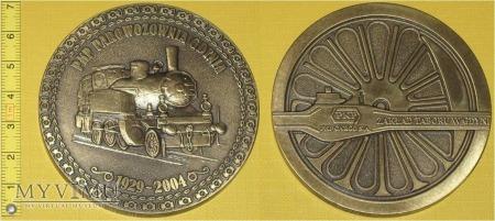 Medal kolejowy PKP Parowozowni Gdynia