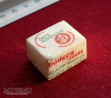 Cukier w kostkach - Paryż - Dobeck Jeune
