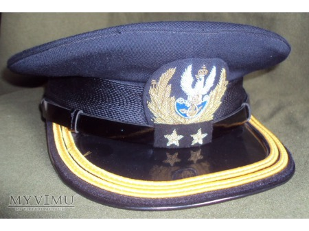 Czapka komandora porucznika MW RP
