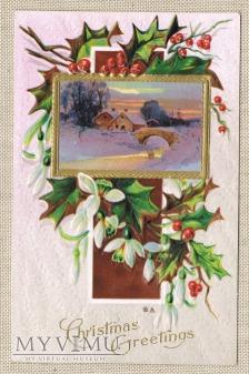 1911r. Wesołych Świąt