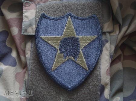 Duże zdjęcie 2nd Infantry Division - polowa