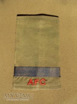 Wieka Brytania - oznaka stopnia: AFC
