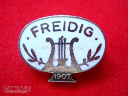 Odznaka z Danii 2