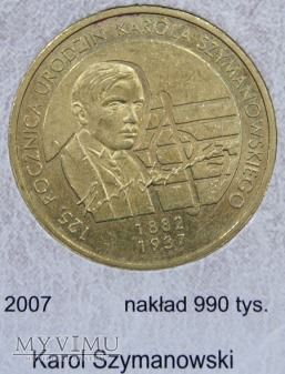 2 zł 2007 09