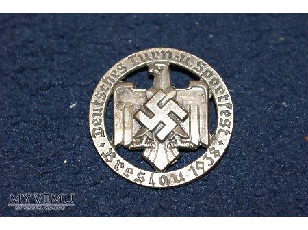 Odznaka Sportowa Breslau 1938