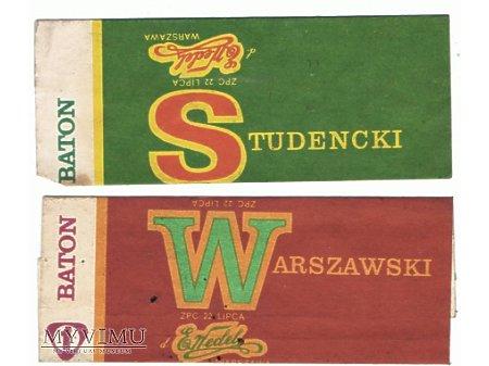 Studencki i Warszawski